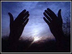 خداوند بندگانش را فراموش نمی کند